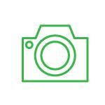 fotografické služby - ikona fotoaparát | erestrade.sk
